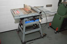 Delta Qt 10 10 Table Saw With Fence And Guard Height And Angle Control Note Does Not Come With R