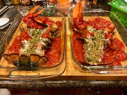 Lobster Fra Diavolo – Cooking from Books