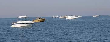 who boats on lake erie breaking down