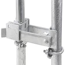 Amazon Com Co Line Locakable 2 Way Livestock Junior Gate Latch Pet Supplies