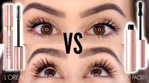 too faced better than mascara dupes