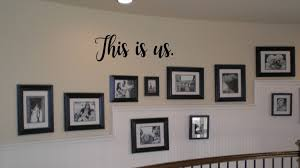 This Is Us Wall Decal