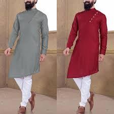 indian traditional wear men long sleeve