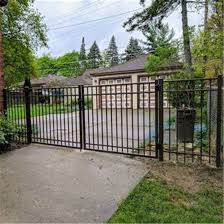 China House Gate Grill Designs Decorative Used Chain Link Fence For Sale Factory China Fence Arm Barrier Gate Aluminum Fence And Gate