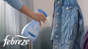 febreze fabric refresher odors are