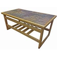 casa autumn tile top coffee table leekes