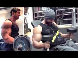 intense gym bodybuilding workout videos