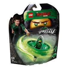 LEGO Ninjago Spinjitzu Master Lloyd 70628 - £10.00 - Hamleys for ...