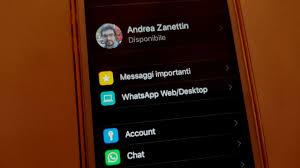 WhatsApp: ecco come avere il tema scuro su iOS in attesa della ...