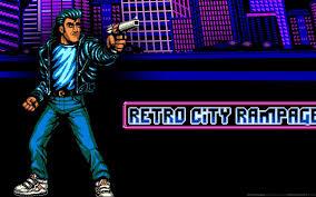 hommage retro city rage 8 bit old