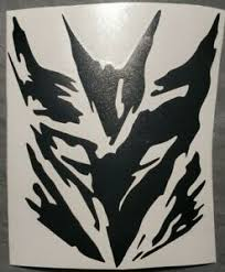 Decepticon Autobot Transformer Vinyl Decal Sticker Window Motorcycle Laptop Ipad Ebay
