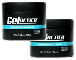 2x gelactica styling hair gel for men