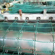 China Garden Border Fence Green Pvc Coated Wire Lawn Edge Fencing China Border Fence And Garden Edging Fence Price