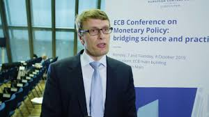 ECB Monetary Policy Conference: Interview with Klaus Adam - YouTube