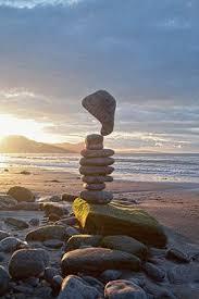 Adrian Gray | Stone balancing, Balance art, Rock sculpture