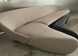 anline leather beb italia design moon sofa
