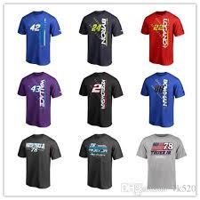 2020 NASCAR T Shirt 2018 Alex Bowman William Byron Ryan Blaney Jones Busch  Joey Logano Brad Keseloweski Kevin Harvick Tees Shirt Low Price From Vk520,  $19.09 | DHgate.Com