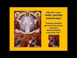 Tabor - Monte de la Transfiguración - YouTube