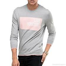 love moschino pastel logo knit sweater