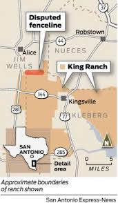 Fence Sparks Texas Size Fight Expressnews Com
