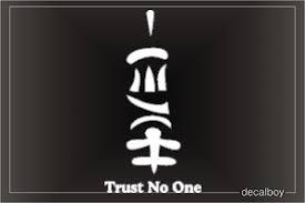 Chinese Symbols Decals Stickers Decalboy