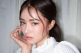cara makeup dewy look ala korea hasil