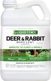 Amazon Com Liquid Fence Deer Rabbit Repellent Concentrate 2 5 Gallon 2 Pack Garden Outdoor