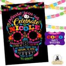 Fiesta Birthday Invitation Printable And Personalized Invite