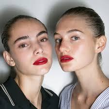 spring 2016 beauty trends hair makeup
