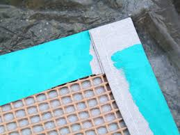 how to stencil paint an outdoor rug