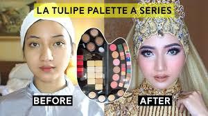 makeup wedding tutorial menggunakan