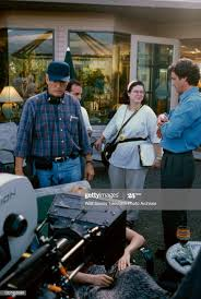 Director Chuck Bowman, Steven Eckholdt, behind the scenes, making ...