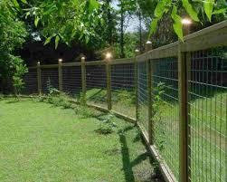 Best Backyard Fence Ideas For Dogs Deer Ideas Backyard Fences Diy Dog Fence Fence Design