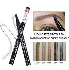 whole eyebrow tinting