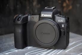 canon eos r mirrorless cameras