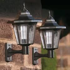Shop Solar Powered Led Outdoor Garden Fence Wall Lantern Light Lamp New Quoted Online From Best Other Car Lights Lighting On Jd Com Global Site Joybuy Com