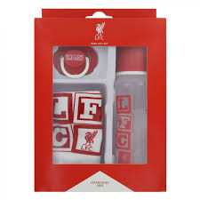 liverpool fc baby gift set ez football