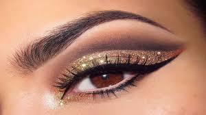 glamorous glitter eye makeup for you hd