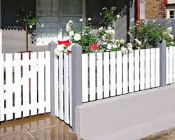 Picket Fence Supplies Picket Fencing