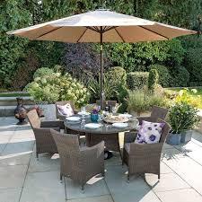 canterbury rattan round garden