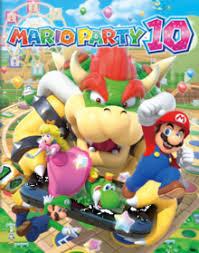 mario party 10 wikipedia