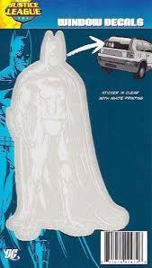 Amazon Com Elephant Gun Batman Justice League New 52 Family Car Window Sticker Decal Automotive