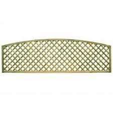 Diamond Trellis 6x1 6x2 6x3 Select Size Lattice Fence Topper Ebay Fence Toppers Lattice Fence Diamond Trellis
