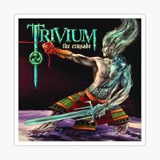 Trivium Stickers Redbubble