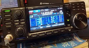 icom ic 7300 transceiver review page
