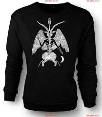 womens sweatshirt horned pagan