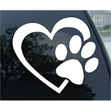 Amazon Com Animal Lover Decal Car Window Laptop Computer Or Folder Sticker Graphic Computers Accessories