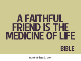 customize picture quotes about friendship a faithful friend is
