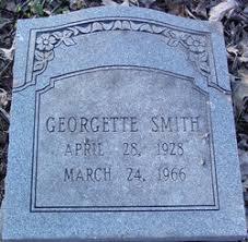 Georgette Smith (1928-1966) - Find A Grave Memorial