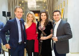 This River Oaks District Holiday Bash Brings Dazzling Jewels, a Dashing  Race Car Driver and Standout Cigars